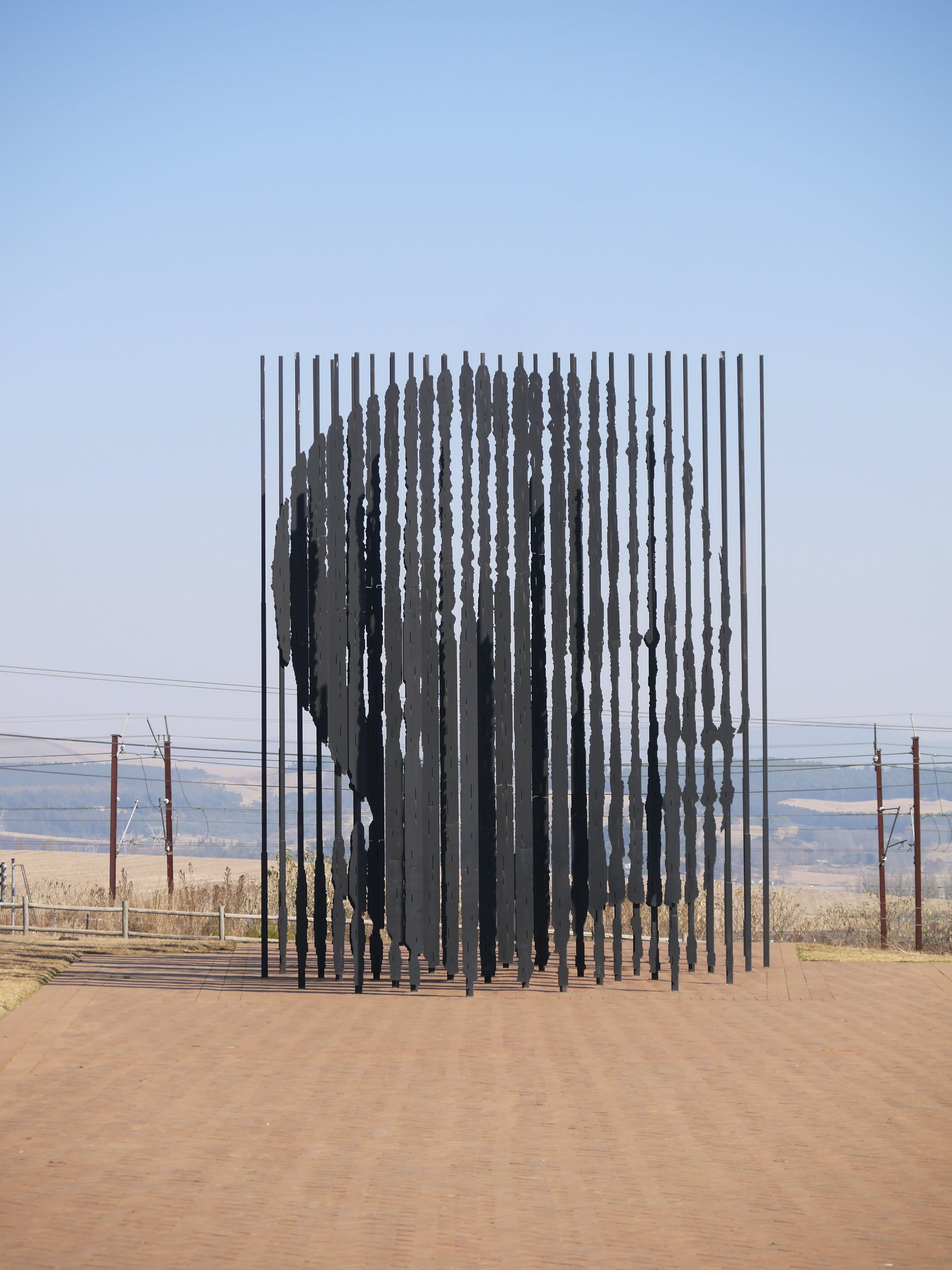 The Nelson Mandela Capture Site marks the spot where he was apprehended in 1952.
