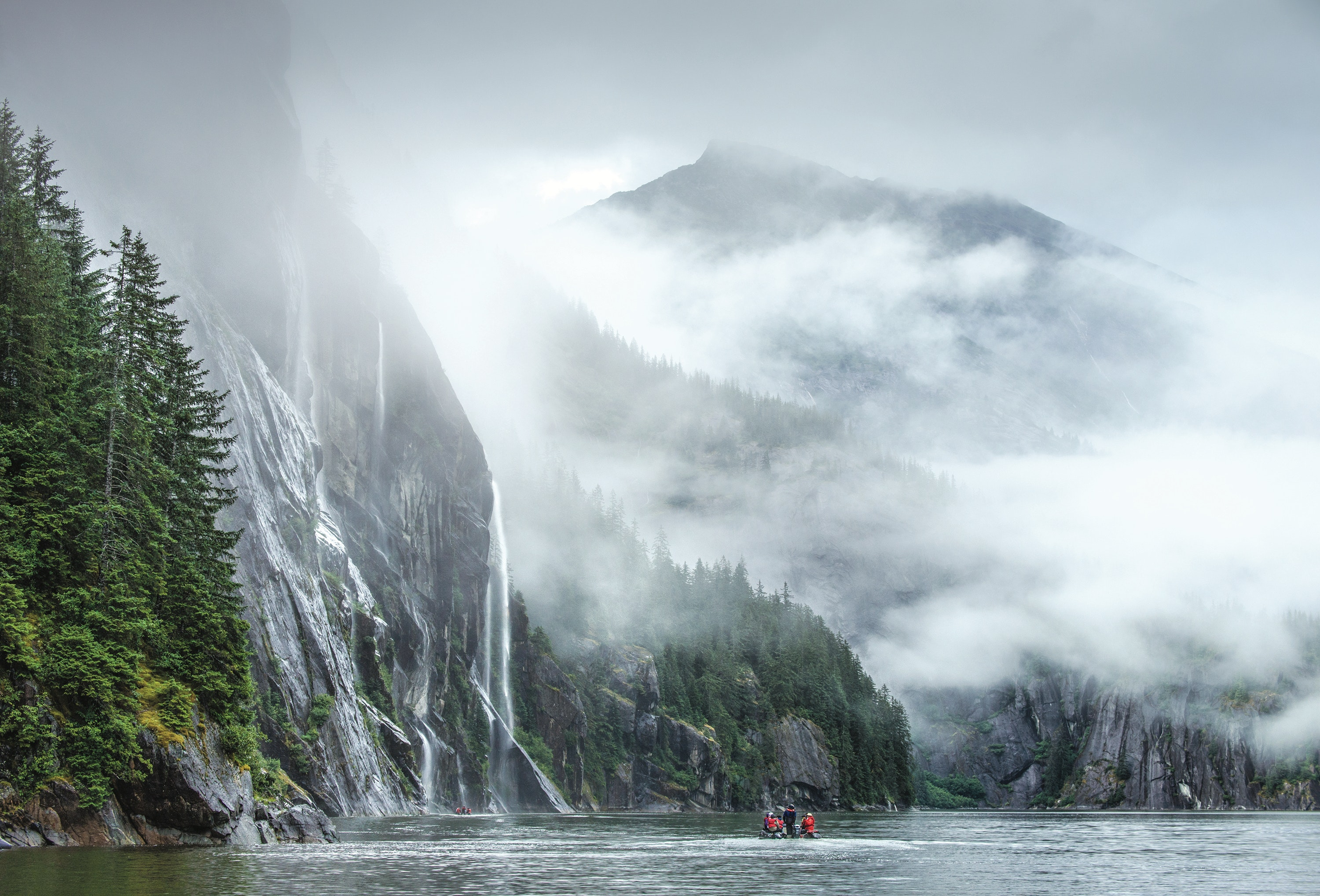Lindblad Expeditions' newest ship sails to Alaska, where travelers can focus on wildlife and nature.