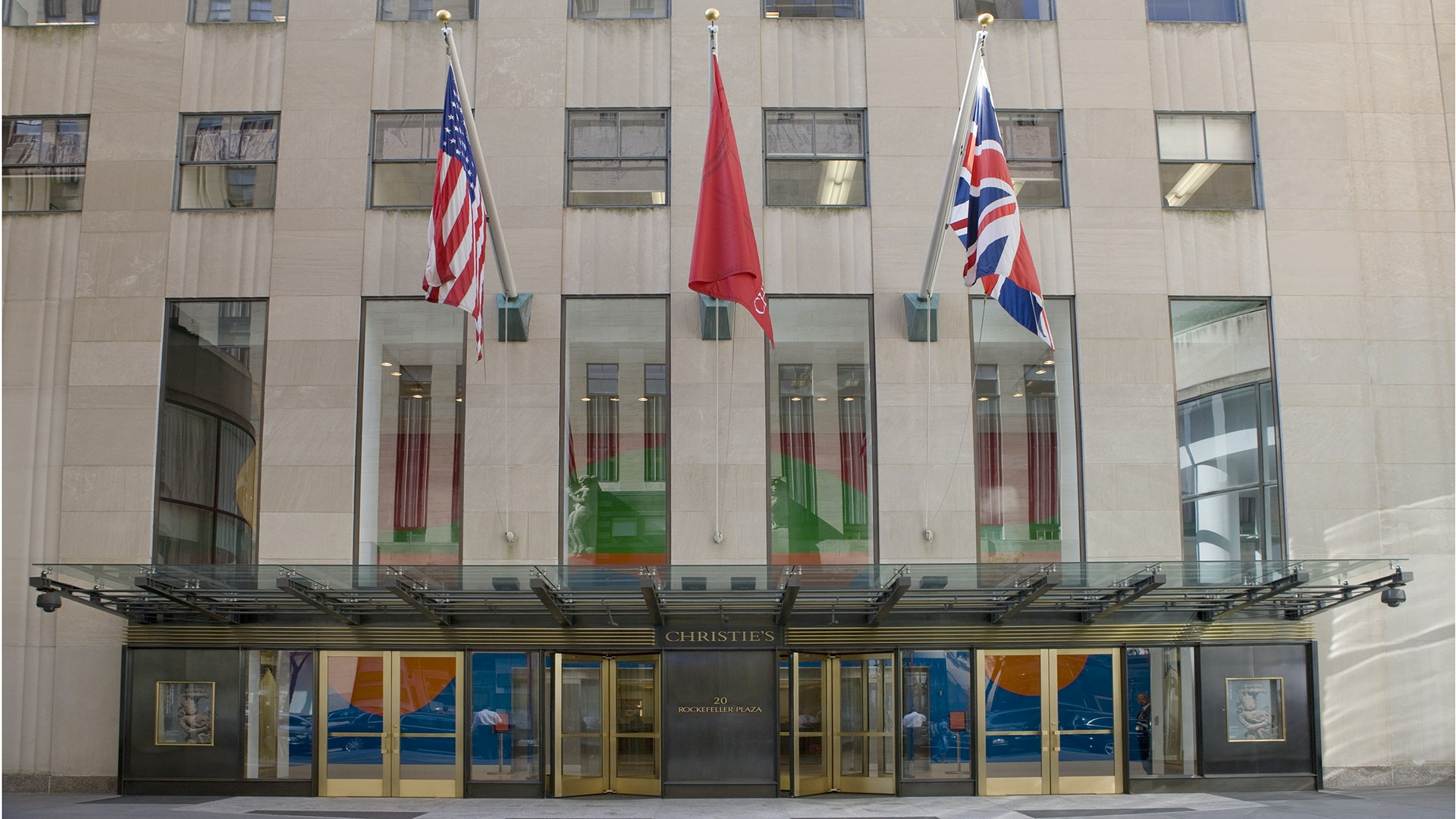 Find Christie's 310,000-square-foot New York facility at 20 Rockefeller Plaza in Manhattan.