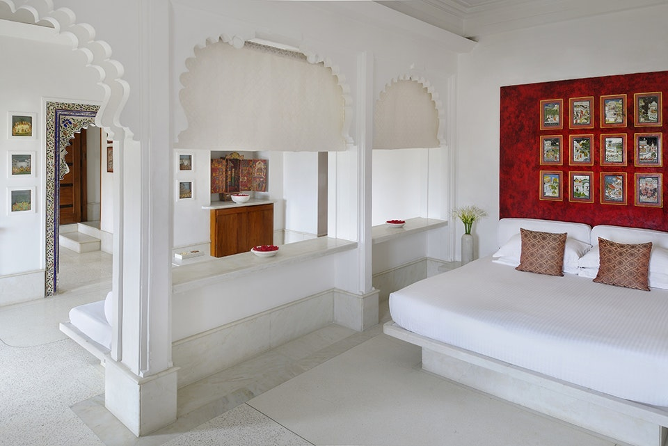 RAAS Devigarh was built on land gifted between royal families.