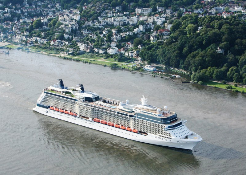 Celebrity wins for Best Large-Ship Cruise Line.