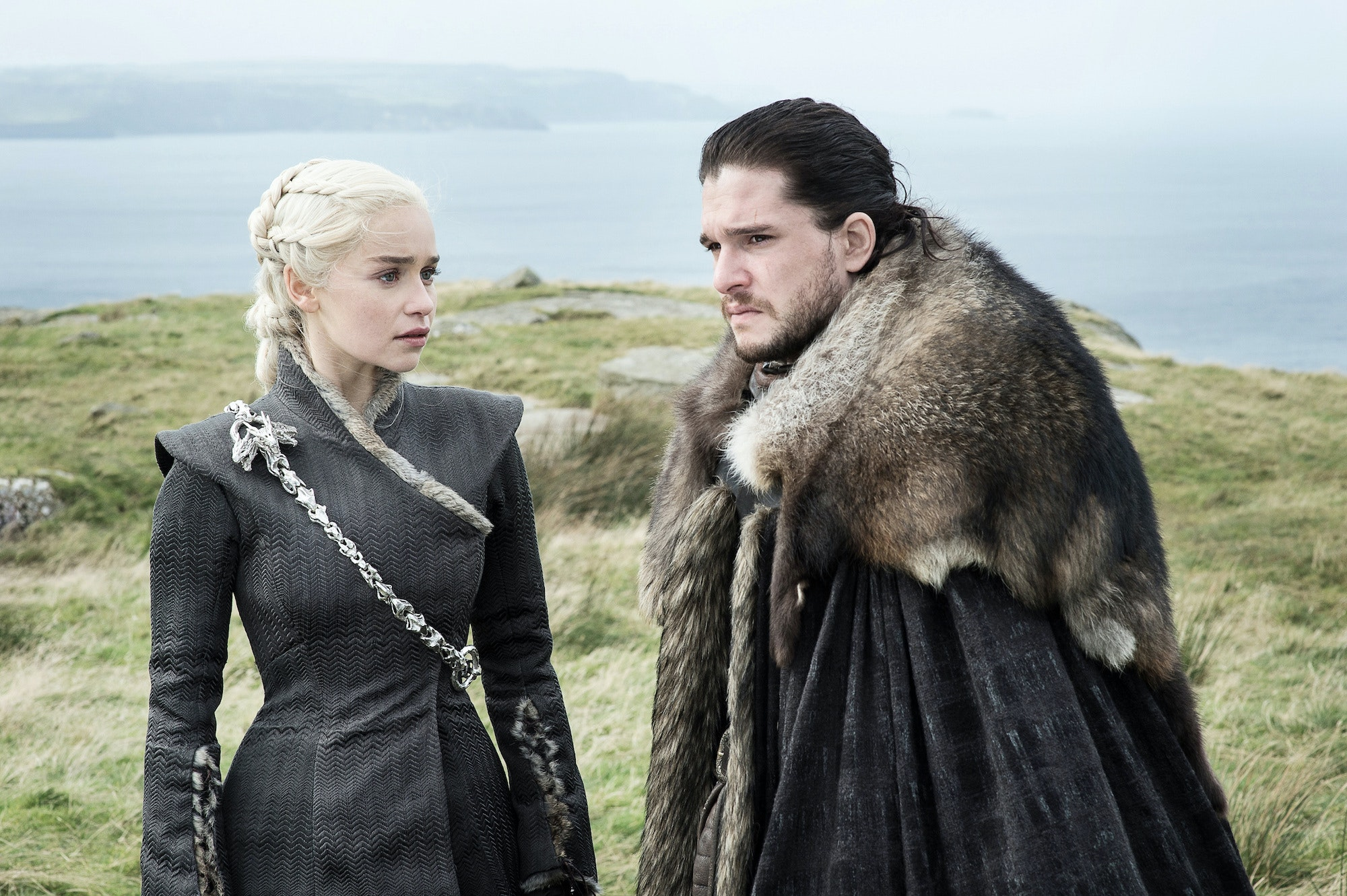 "The eighth and final season of ""Game of Thrones"" is currently airing on HBO."