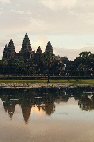Angkor Wat is one of Karst's favorite destinations
