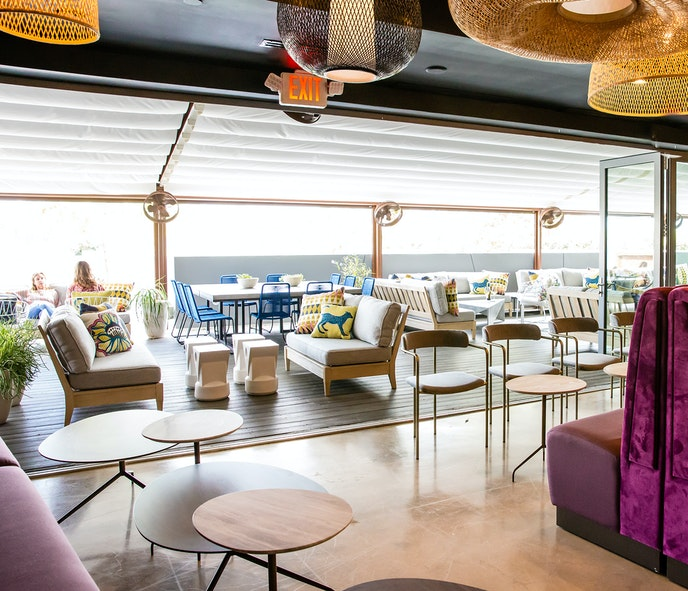 No. 3 Social is Miami's newest rooftop bar, set in the heart of the Wynwood Arts District.