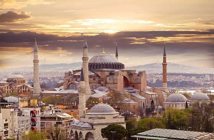 Istanbul is the only city in the world to span two continents–and it brings double the amount of art and architecture.