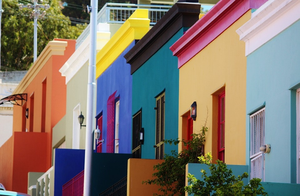 Architecture peeping in Cape Town—no water required