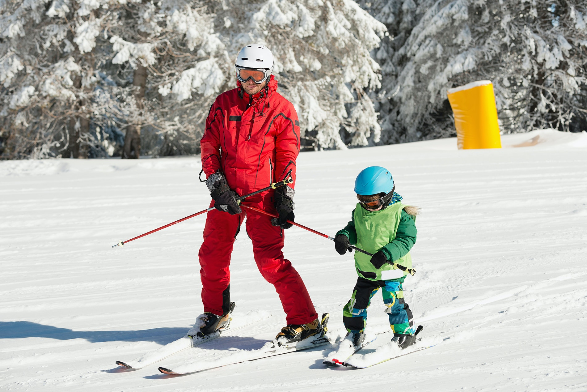 Ski instructors can work at mountain resorts in the United States, Canada, New Zealand, Chile, France, Japan, and beyond.