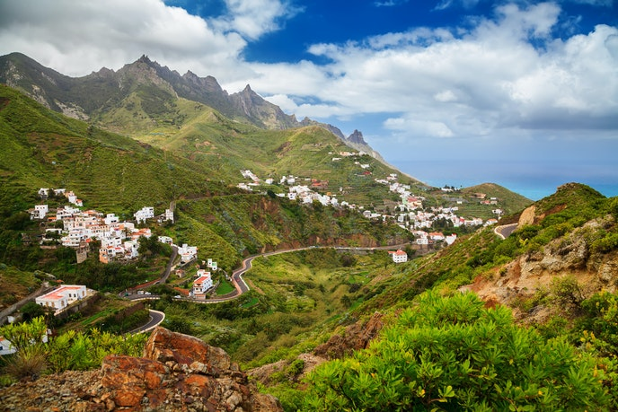 The Canary Islands contain 10 official wine regions, five of which can be found on Tenerife.