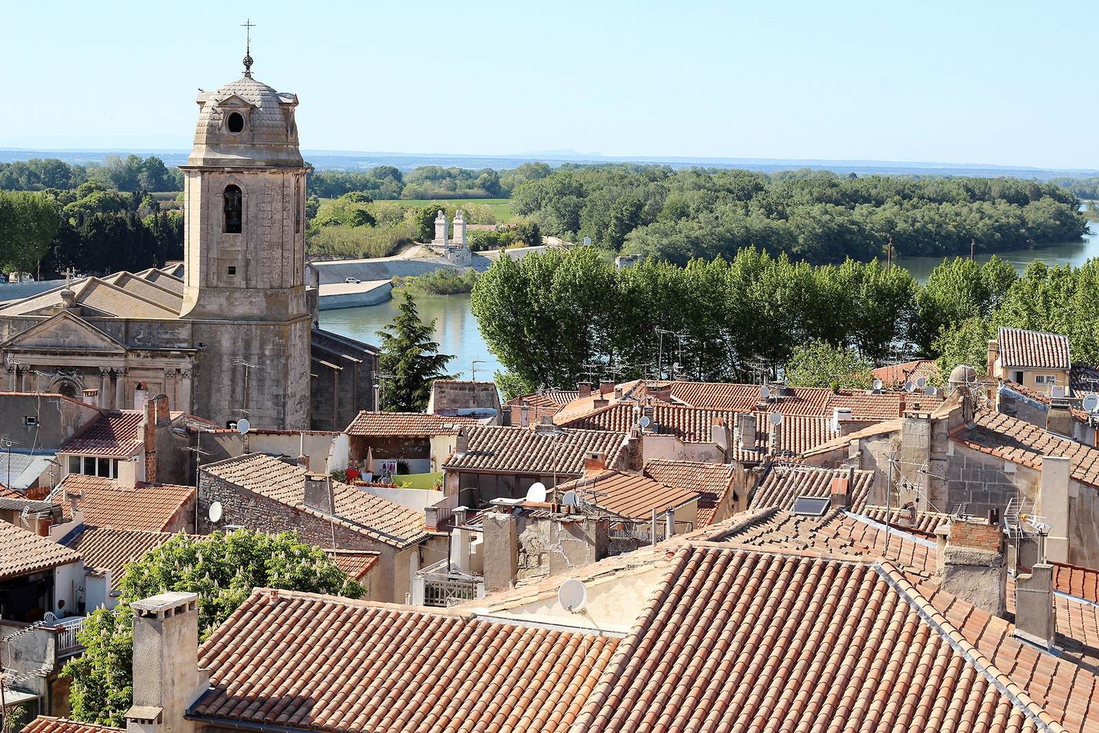 Vincent Van Gogh lived in Arles during one of his most productive periods.
