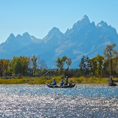 Snake River, Grand Teton National Park, WY