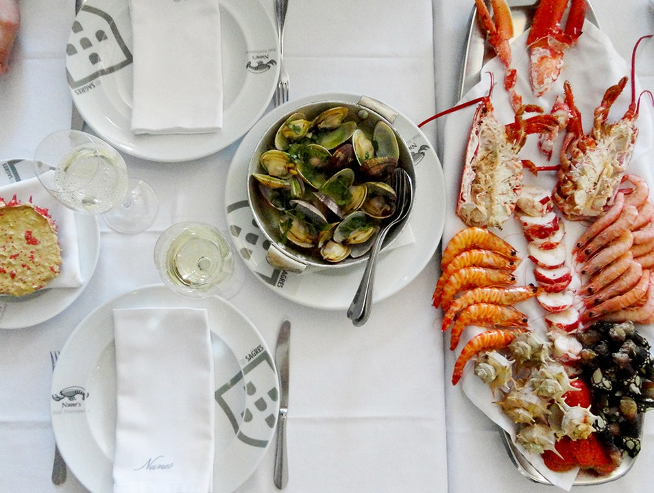 The new seafood hotspot in Lisbon