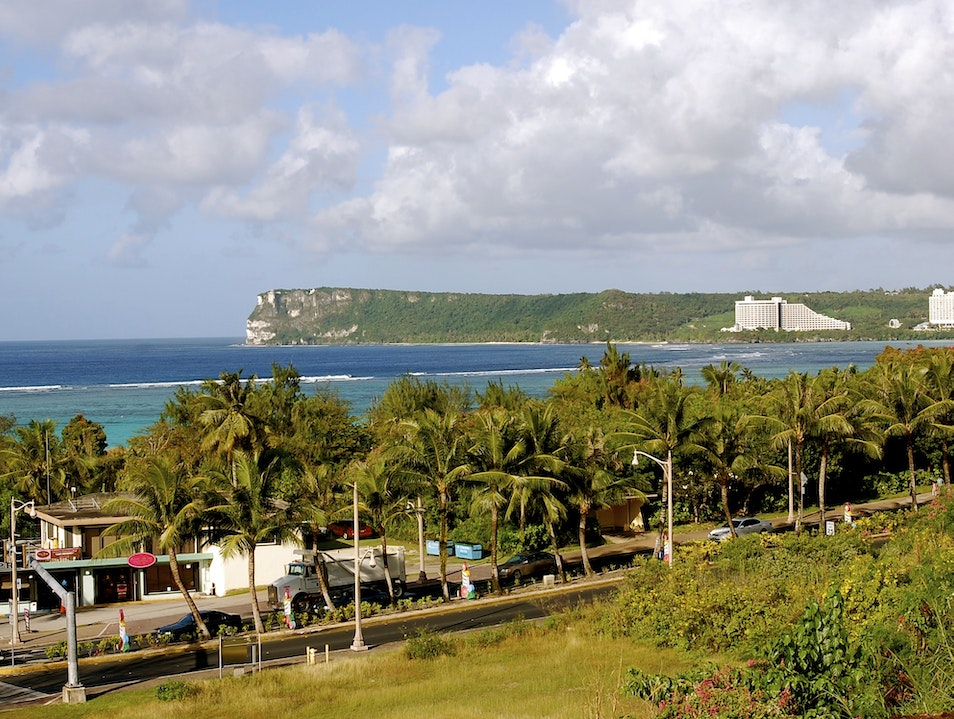 Romance at Two Lovers Point Tamuning  Guam