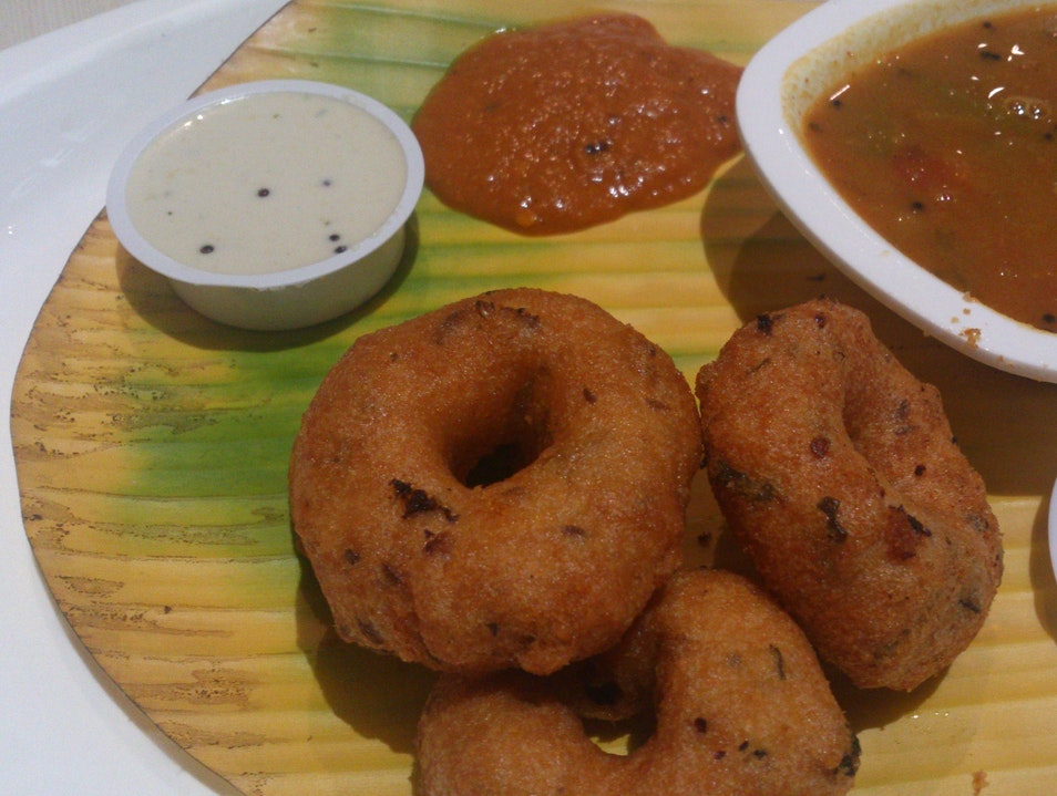 Enjoy a South Indian Treat at Old Madras Cafe