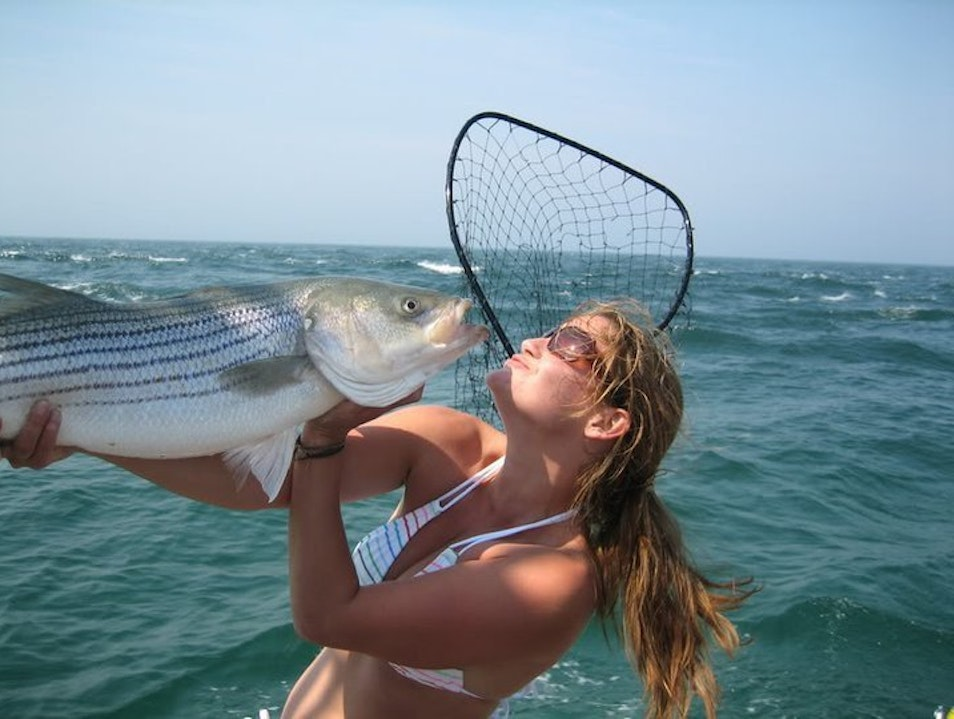 Yes, I Eat What I Catch!