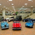 Prince Rainier III's Collection of Antique Cars Monaco Ville  Monaco