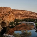 Vouliagmeni Lake Natural Spa Waters Vouliagmeni  Greece