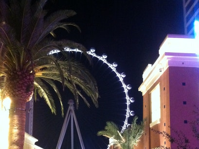 High Roller Observation Wheel Las Vegas Nevada United States