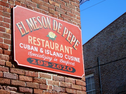 El Meson de Pepe Key West Florida United States