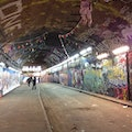 The Old Vic Tunnels London  United Kingdom