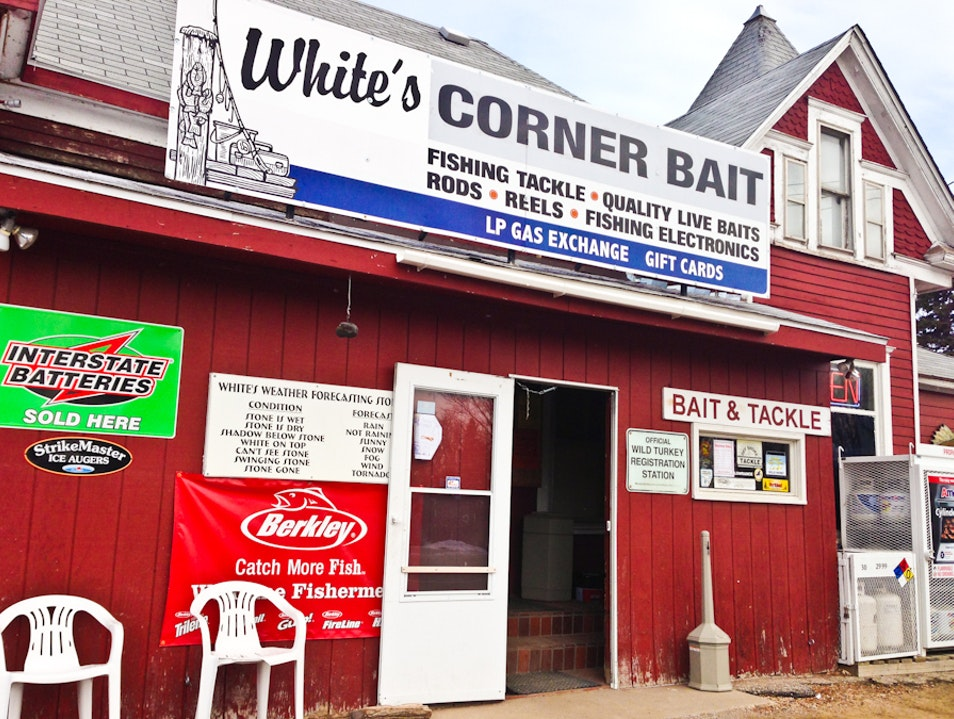 The strategy to Good Fishing: the Local Bait Shop