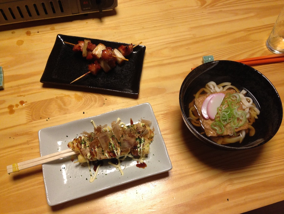 Cook with Your Feet in Japan's Food Capital