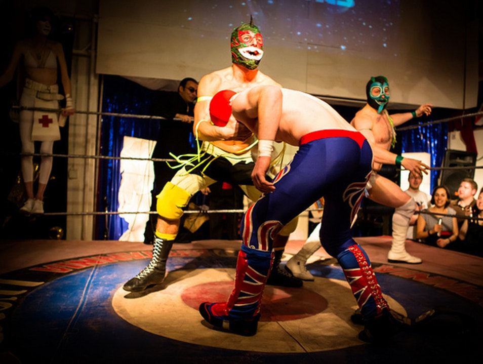 A Night of Masked Mexican Wrestlers