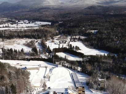 Olympic Jumping Complex Lake Placid New York United States