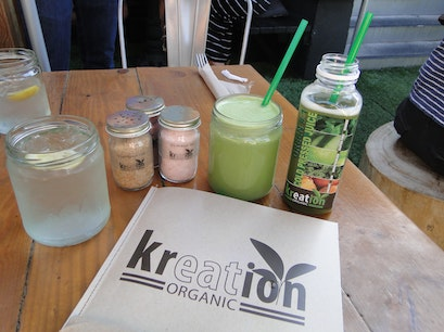 Kreation Organic Los Angeles California United States
