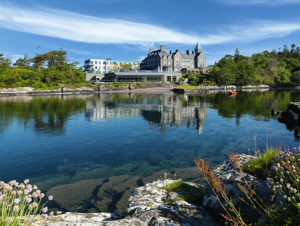 Parknasilla Resort & Spa Kerry  Ireland