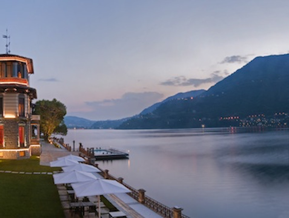 Opera Hotels: CastaDiva Resort, Lake Como, Italy