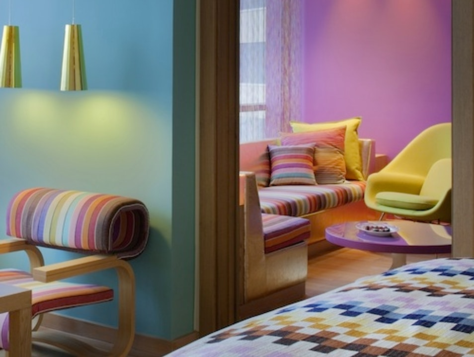 Fashion Hotels: Hotel Missoni, Kuwait City