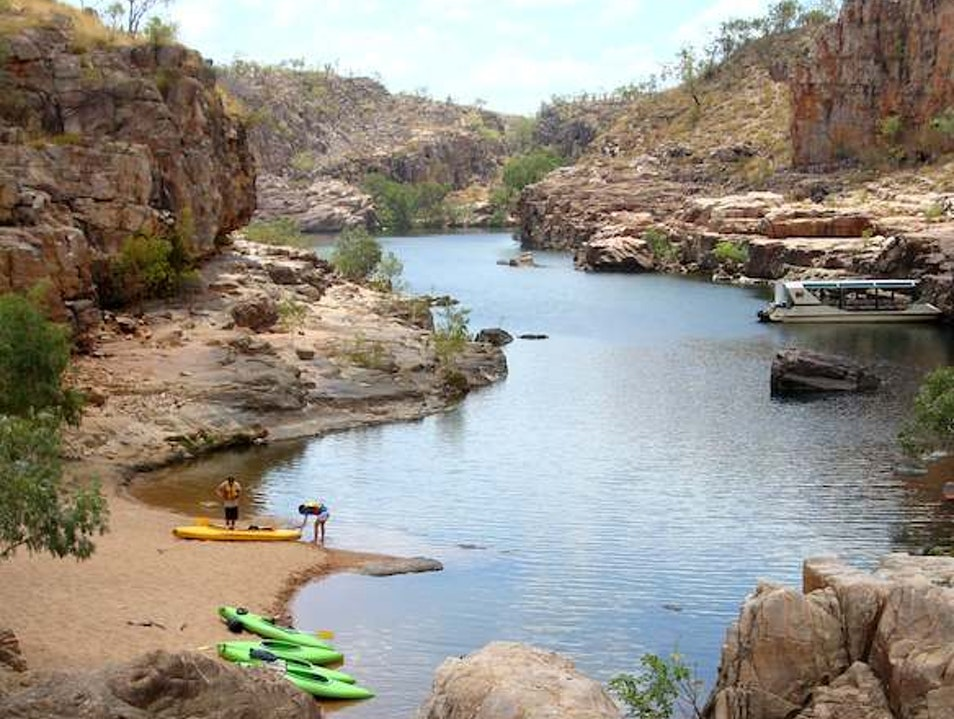 Nitmiluk National Park, Northern Territory, Australia