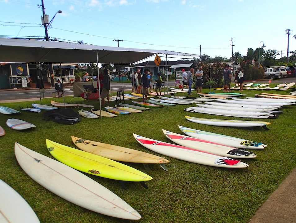 Got Board? Let's Make a Deal in Hanalei! Hanalei Hawaii United States