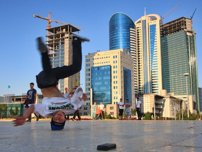 Kazakhstan's Secret City - Astana