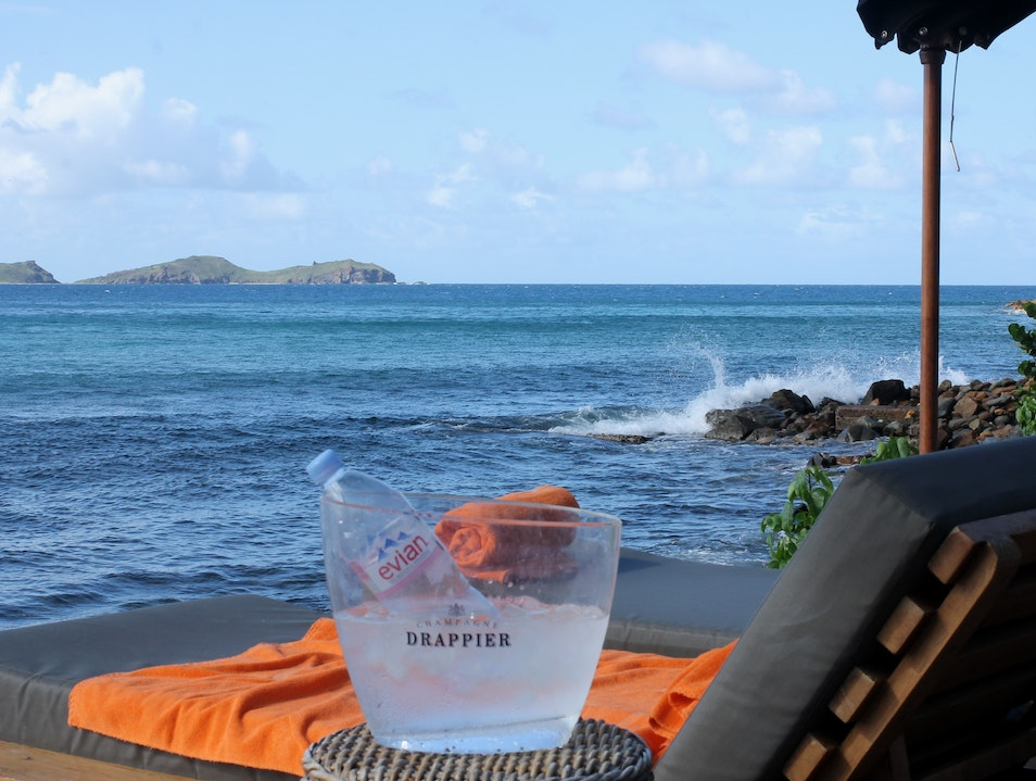 Hotel Christopher: Five-star service and serenity on St Barth   Saint Barthélemy