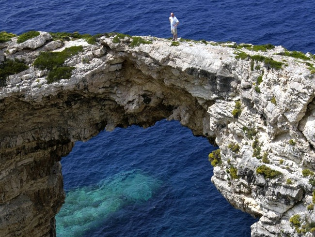 Paxos, a getaway in the Ionian Sea