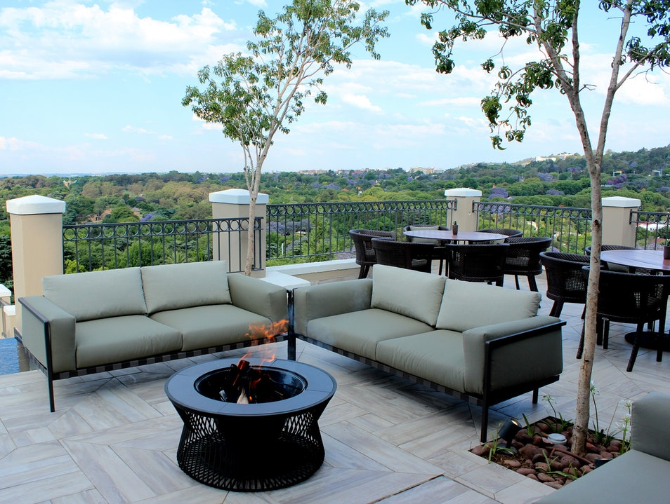 Four Seasons Johannesburg the Westcliff Johannesburg  South Africa