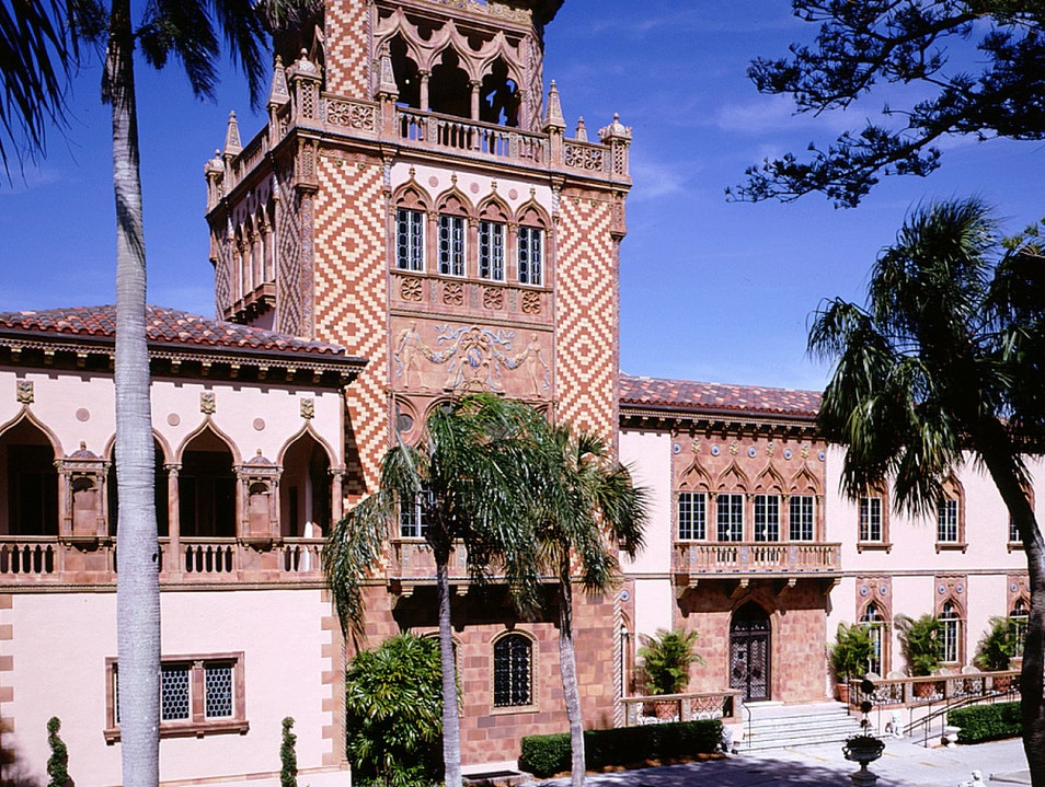 The Ringling Sarasota Florida United States