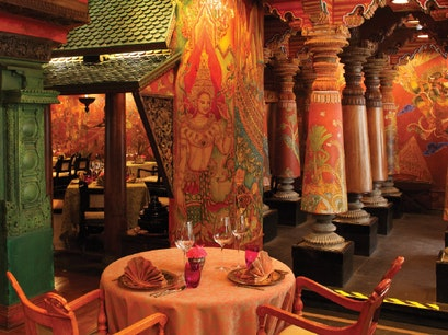 Spice Route at the Imperial Hotel New Delhi  India