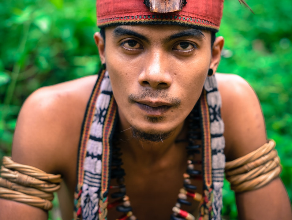 Hang with headhunters in Borneo