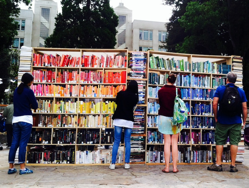 Book Lovers Rejoice Berkeley California United States