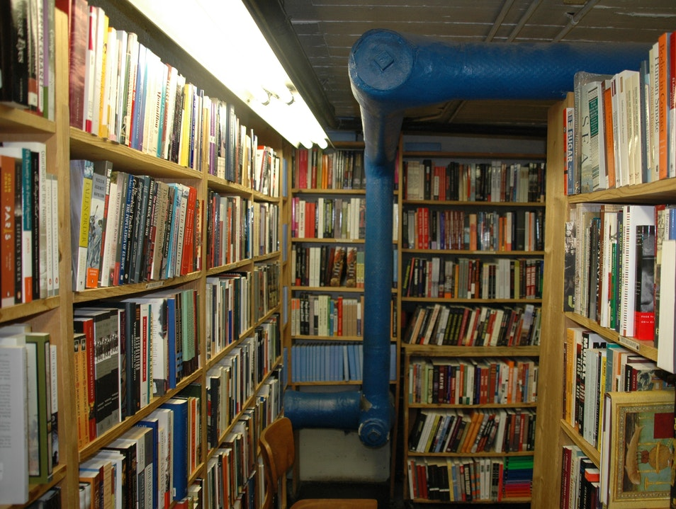 The Organic Bookstore - IV Chicago Illinois United States