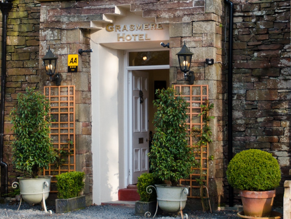 Fine Dining in Beautiful Countryside Grasmere  United Kingdom