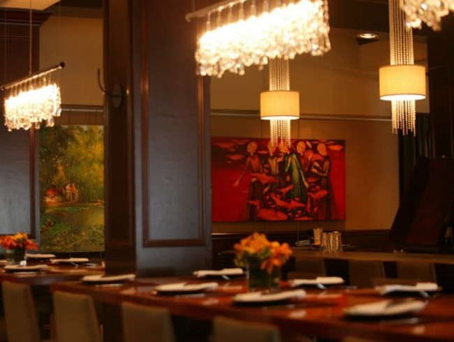 Contemporary Vietnamese with an Artistic Twist