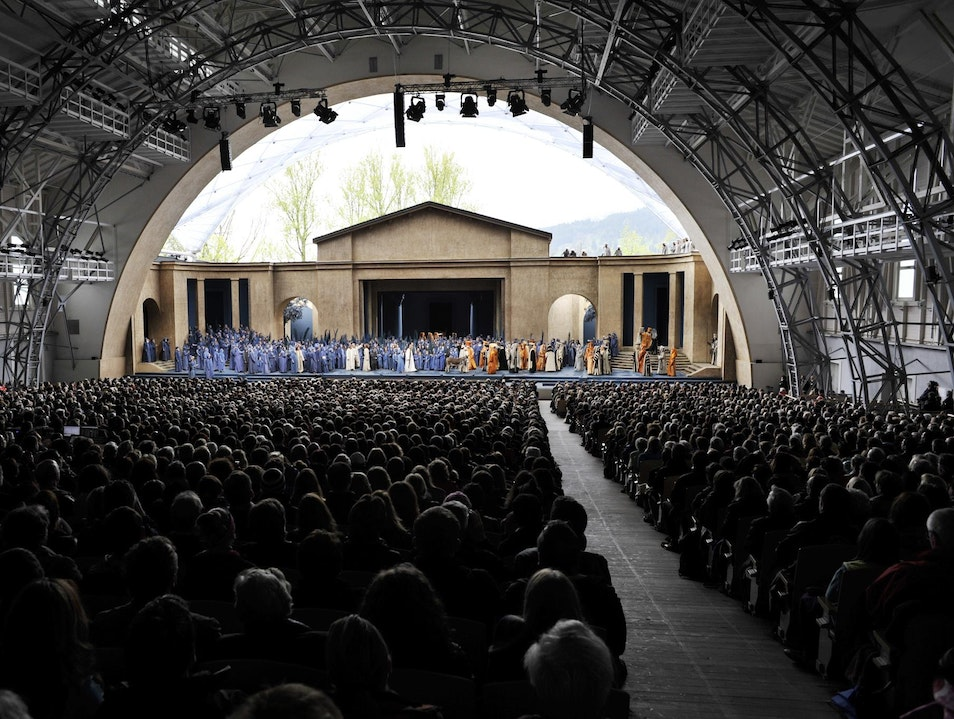 Oberammergau Passion Play