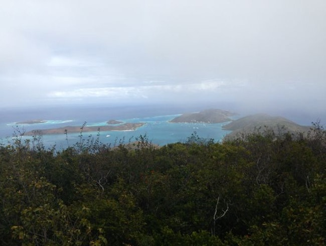 Above it all: Hiking to Virgin Gorda's highest point