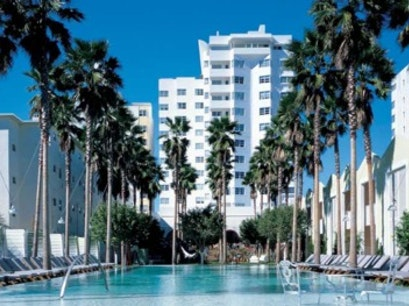 Delano Hotel Miami Beach Florida United States