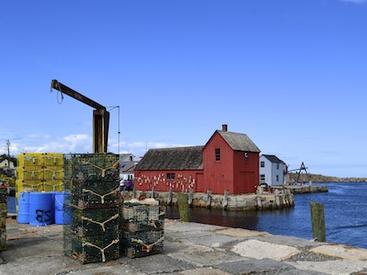 Motif #1 Rockport Massachusetts United States