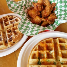 Nate's Wings & Waffles