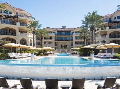 The Somerset on Grace Bay The Bight Settlement  Turks and Caicos Islands